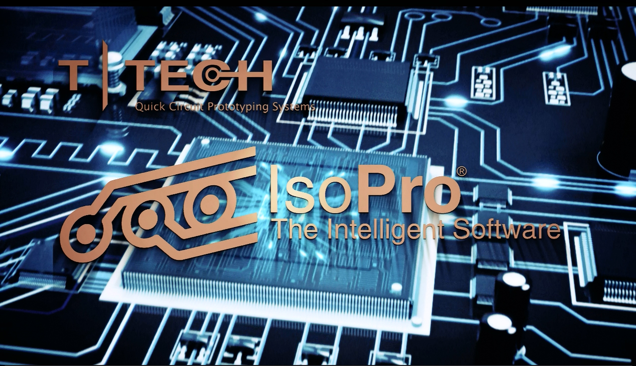 T Tech Inc Printed Circuit Board With Electrical Components Precision Tools And